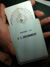 1968 Hand Held Device