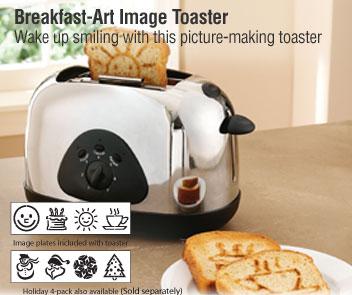 Art toaster