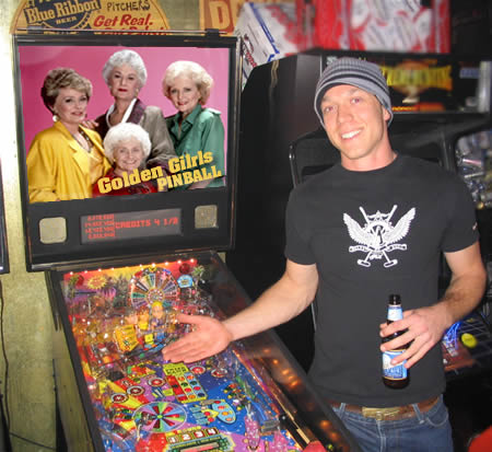 Golden Girls Pinball