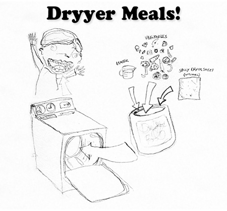 Dryyer Meals!