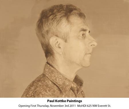 Paul Kottke Opening